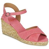 Schoenen Dames Sandalen / Open schoenen Castaner BLAUDELL CORAIL / Roze