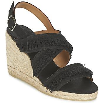 Schoenen Dames Sandalen / Open schoenen Castaner BEGGA Zwart