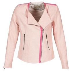 Textiel Dames Jasjes / Blazers Chipie BRENES Roze