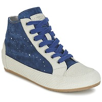 Schoenen Dames Hoge sneakers Tosca Blu CITRINO Marine