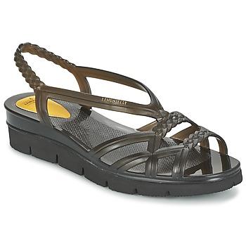 Schoenen Dames Sandalen / Open schoenen Lemon Jelly MIAKI Zwart