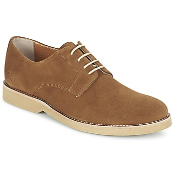 Schoenen Heren Derby Hackett PATERSON Brown