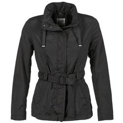 Textiel Dames Wind jackets Geox MIKEL Zwart
