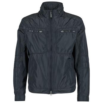 Textiel Heren Wind jackets Geox SEMMA Zwart