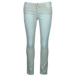 Textiel Dames Skinny jeans Acquaverde SCARLETT Blauw
