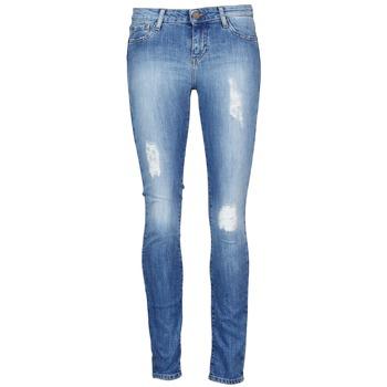 Textiel Dames Korte broeken Acquaverde SCARLETT Blauw
