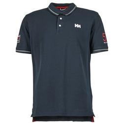 Textiel Heren Polo's korte mouwen Helly Hansen MASTRAND Marine