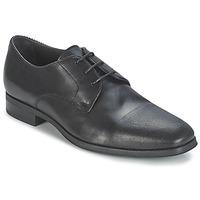 Schoenen Heren Derby Geox PERICLE F Zwart