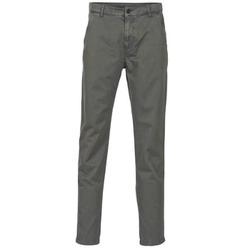 Textiel Heren 5 zakken broeken Benetton GUATUIE Grijs