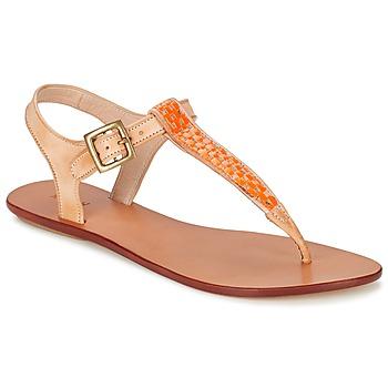 Schoenen Dames Sandalen / Open schoenen Koah MARTINAH Nude / Orange