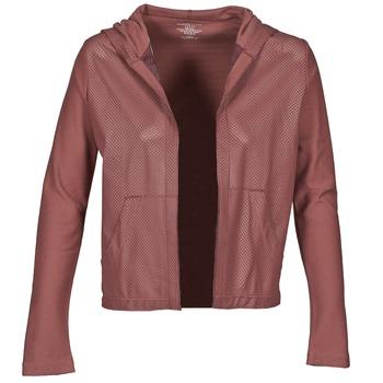 Textiel Dames Jasjes / Blazers Majestic 3103 Roze