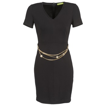 Textiel Dames Korte jurken Versace Jeans NDM911 EASY Zwart