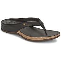 Schoenen Heren Slippers Panama Jack ARTURO Zwart