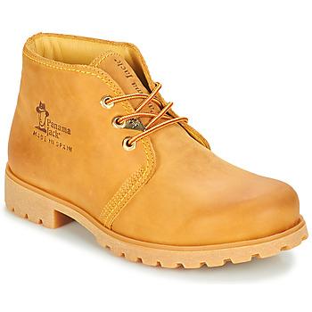 Schoenen Heren Laarzen Panama Jack BOTA PANAMA Beige