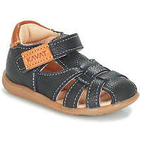 Schoenen Kinderen Sandalen / Open schoenen Kavat RULLSAND Blauw / Marine