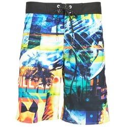 Textiel Heren Zwembroeken/ Zwemshorts Billabong HORIZON Multikleuren