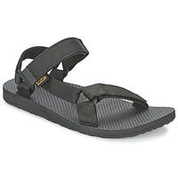 Schoenen Heren Sandalen / Open schoenen Teva ORIGINAL UNIVERSAL - URBAN Zwart