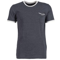 Textiel Heren T-shirts korte mouwen Teddy Smith THE-TEE Antraciet