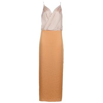 Textiel Dames Lange jurken Lola RAPH Roze / Zalm