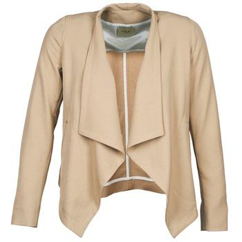Textiel Dames Jasjes / Blazers Lola VESTIGE Beige