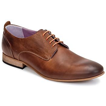 Schoenen Heren Derby BKR OLIVER Brown