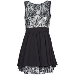Textiel Dames Korte jurken Manoukian 612539 Zwart