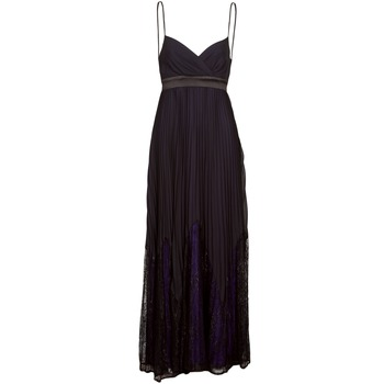 Textiel Dames Lange jurken Manoukian 612933 Zwart