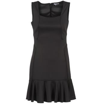 Textiel Dames Korte jurken Manoukian 612936 Zwart