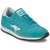 Schoenen Dames Lage sneakers Kangaroos BLAZE III Blauw