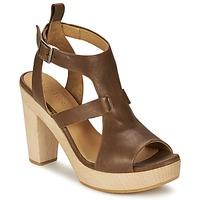 Schoenen Dames Sandalen / Open schoenen Coclico SHAE Brown