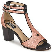 Schoenen Dames Sandalen / Open schoenen C.Petula JAIMIE Goud / Roze