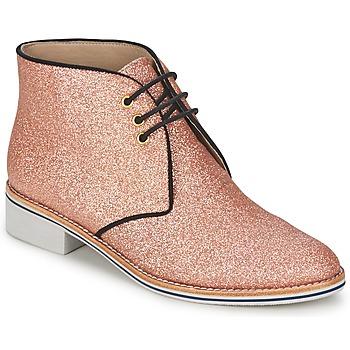 Schoenen Dames Laarzen C.Petula STELLA Roze