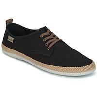 Schoenen Heren Lage sneakers Bamba By Victoria BLUCHER LINO DETALLE SERRAJE Zwart