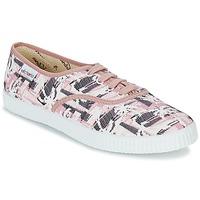 Schoenen Dames Lage sneakers Victoria INGLES PALMERAS Roze