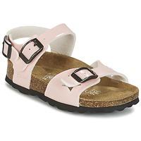 Schoenen Meisjes Sandalen / Open schoenen Betula Original Betula Fussbett JEAN Roze