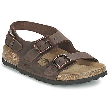 Schoenen Kinderen Sandalen / Open schoenen Betula Original Betula Fussbett FUNK Brown