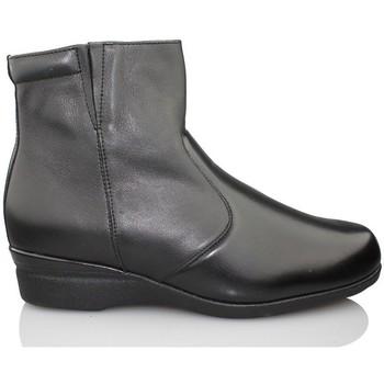 Schoenen Dames Enkellaarzen Dtorres ES  SAPPORO B5B4 W NEGRO