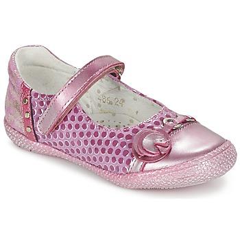 Schoenen Meisjes Ballerina's Babybotte KAYLINE Roze