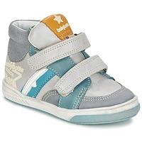 Schoenen Jongens Hoge sneakers Babybotte APPOLON Grijs
