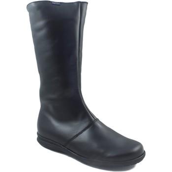 Schoenen Dames Hoge laarzen Gorila NEGRA (CALLAGHAN) NEGRO