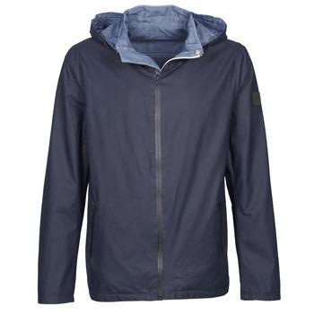 Textiel Heren Wind jackets Wrangler W4554VDJU Marine