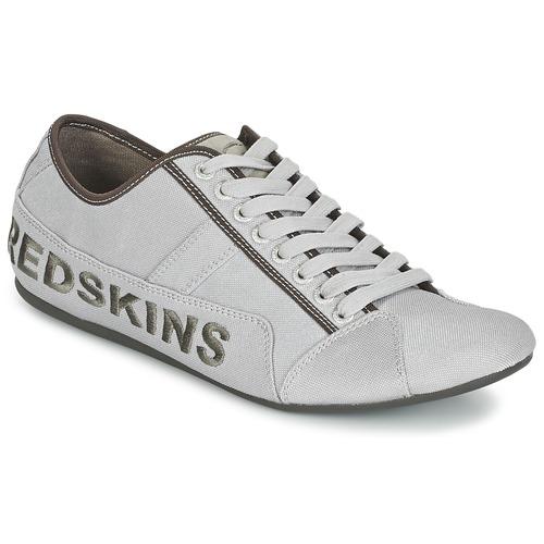 Schoenen Heren Lage sneakers Redskins TEMPO Grijs