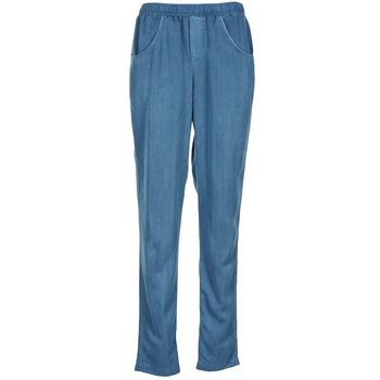 Textiel Dames Losse broeken / Harembroeken Vero Moda AMINA Blauw