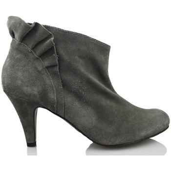 Schoenen Dames Low boots Vienty VOLANTE GRIS GRIS
