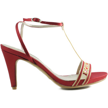 Schoenen Dames Sandalen / Open schoenen Angel Alarcon ANG ALARCON OPORTO ROJO