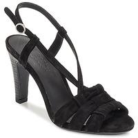 Schoenen Dames Sandalen / Open schoenen n.d.c. SOFIA Zwart