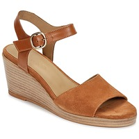 Schoenen Dames Sandalen / Open schoenen n.d.c. LAS SALINAS COGNAC