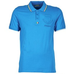 Textiel Heren Polo's korte mouwen Kappa OMER Blauw