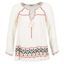 Textiel Dames Tops / Blousjes Stella Forest KAIAMA Ecru
