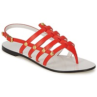 Schoenen Dames Sandalen / Open schoenen Versace DSL944C Corail